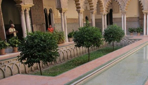 Alcazar, Seville, Games of Thrones