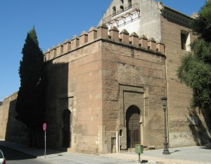 The Puerta de Cordoba as it is today. Photo:  sevillapedia.wikanda.es