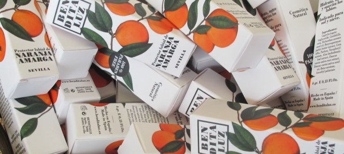 Crafty tasty scented Christmas gifts in Seville