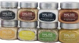 Delicious flavoured salts from Cadiz.