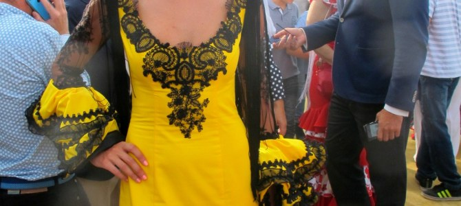 Feria 2017 – the big fashion stories: yellow, lace, shoulders and sleeves