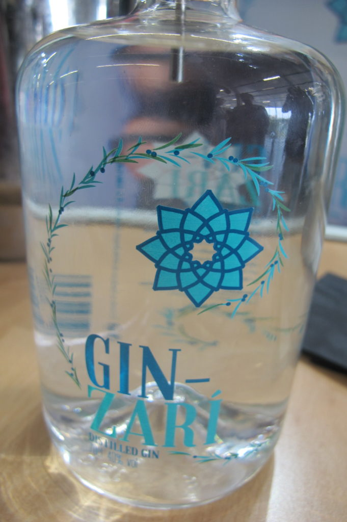 gin, Granada