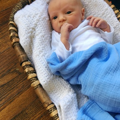 A Positive Second Birth Story: Introducing Bennett