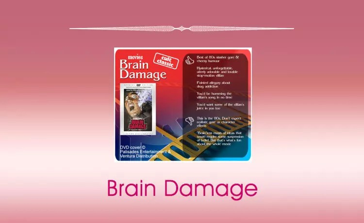 Movie Review: Brain Damage