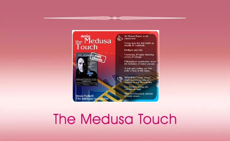 Movie Review: The Medusa Touch