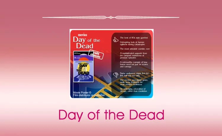Movie Review: Day of the Dead