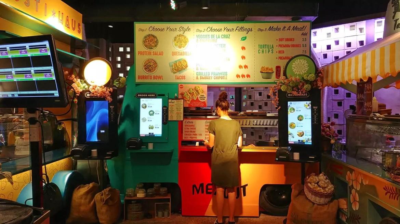 Mex Out at Picnic Urban Food Park
