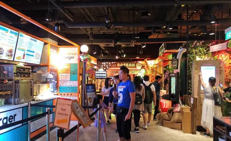 Picnic Urban Food Park | Geeky Restaurant Adventures 1