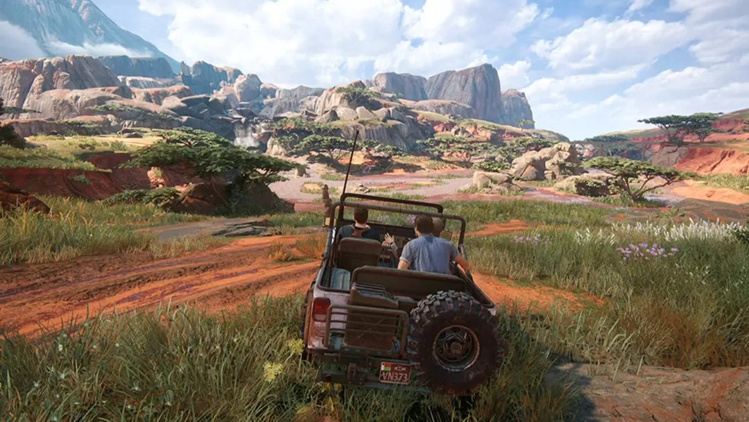 Let S Travel The World With Uncharted 4 Madagascar Video Game