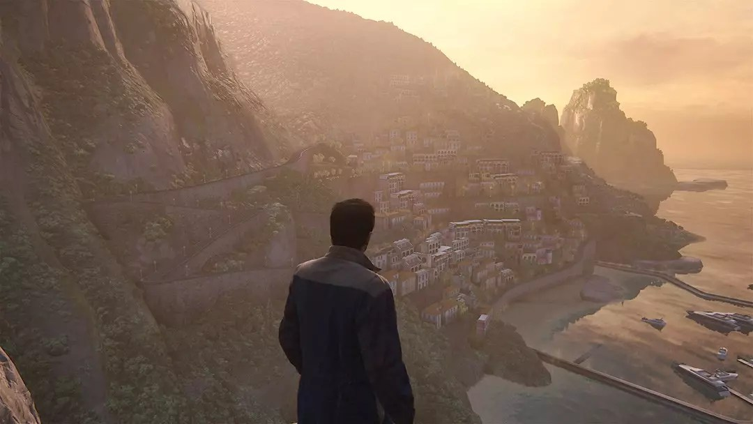 Uncharted 4: A Thief's End™ - Outside Rossi Estate