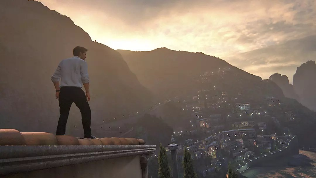 Uncharted 4: A Thief's End™ : A Thief's View.