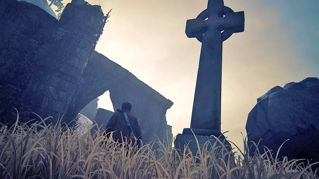 Uncharted 4 screenshot - Photo Mode Experiment.