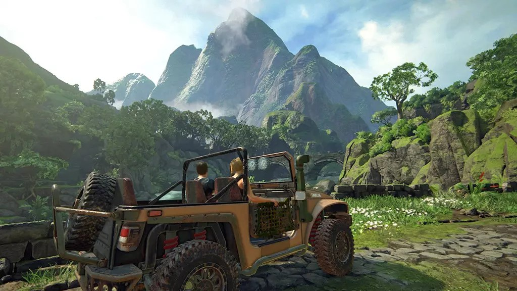 Let's travel the World with Uncharted 4 - Libertalia
