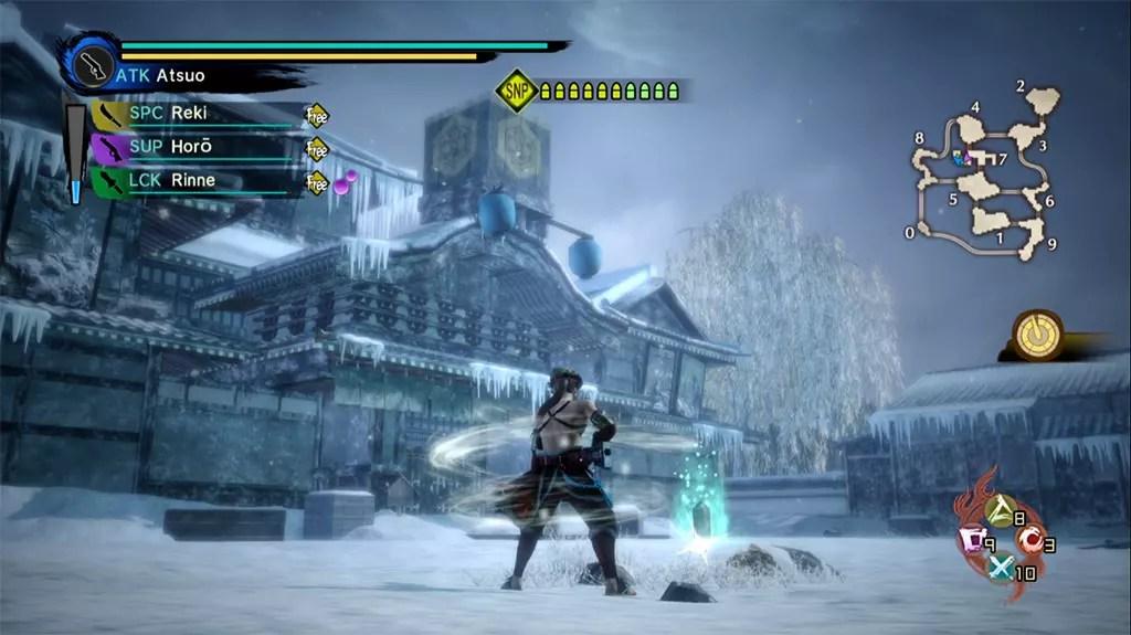Toukiden Kiwami - The Age of Chaos screenshot.