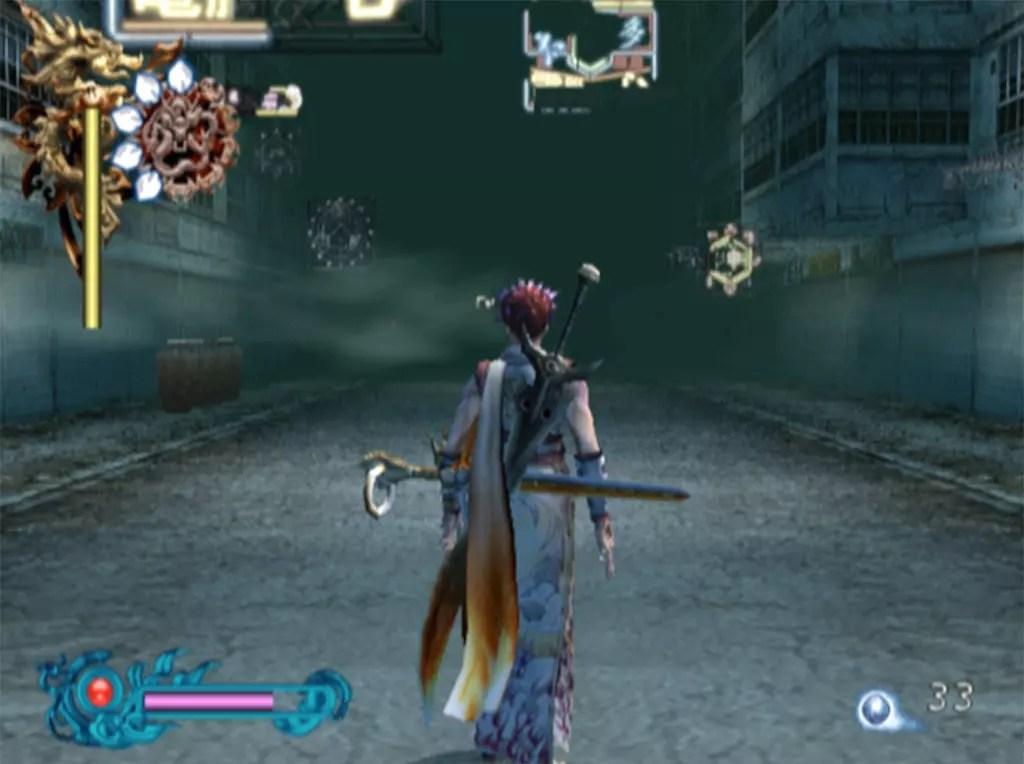 Bujingai: The Forsaken City Stage 1 Screenshot