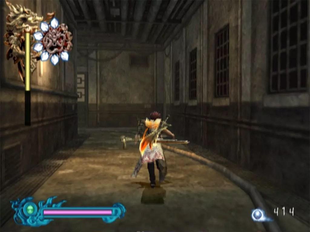 Bujingai: The Forsaken City Stage 4 Screenshot
