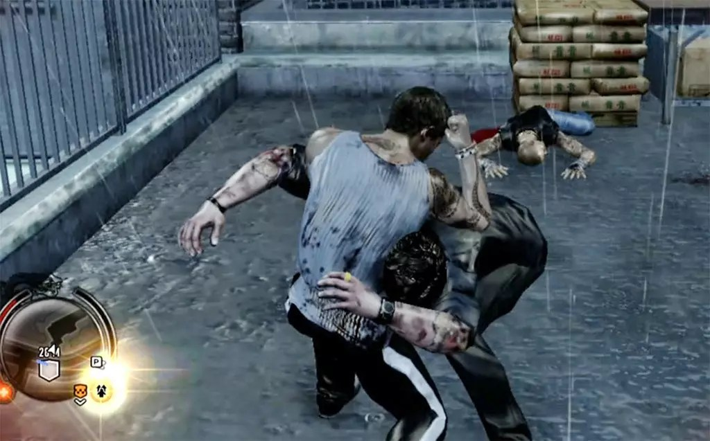 Sleeping Dogs Street Combat Screenshot