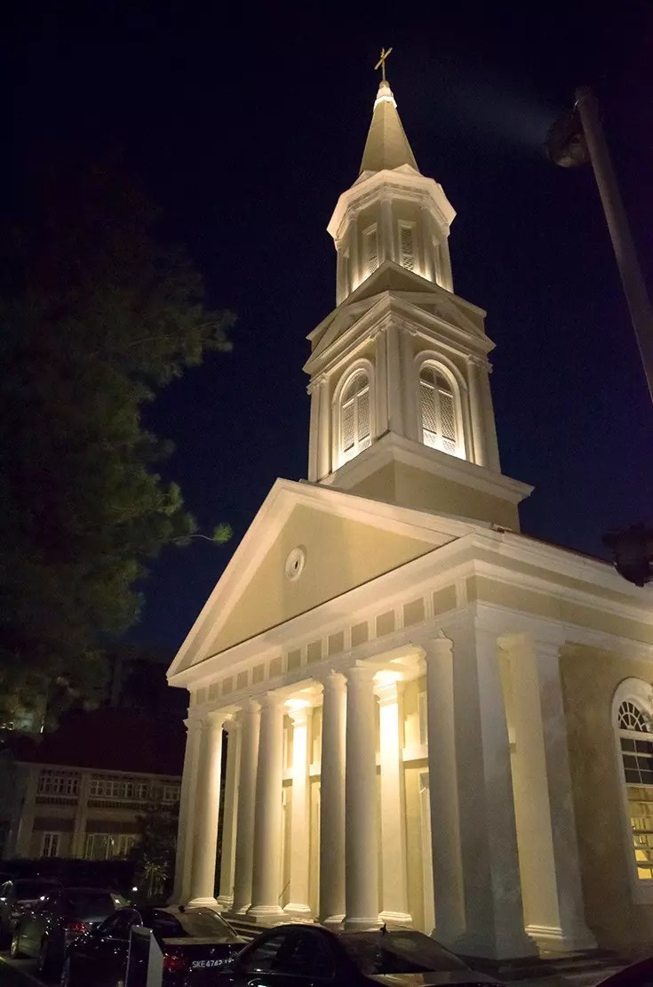 Cathedral of the Good Shepherd Steeple.