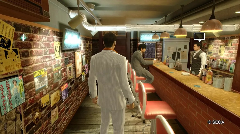 Ryu ga Gotoku 0 Screenshot