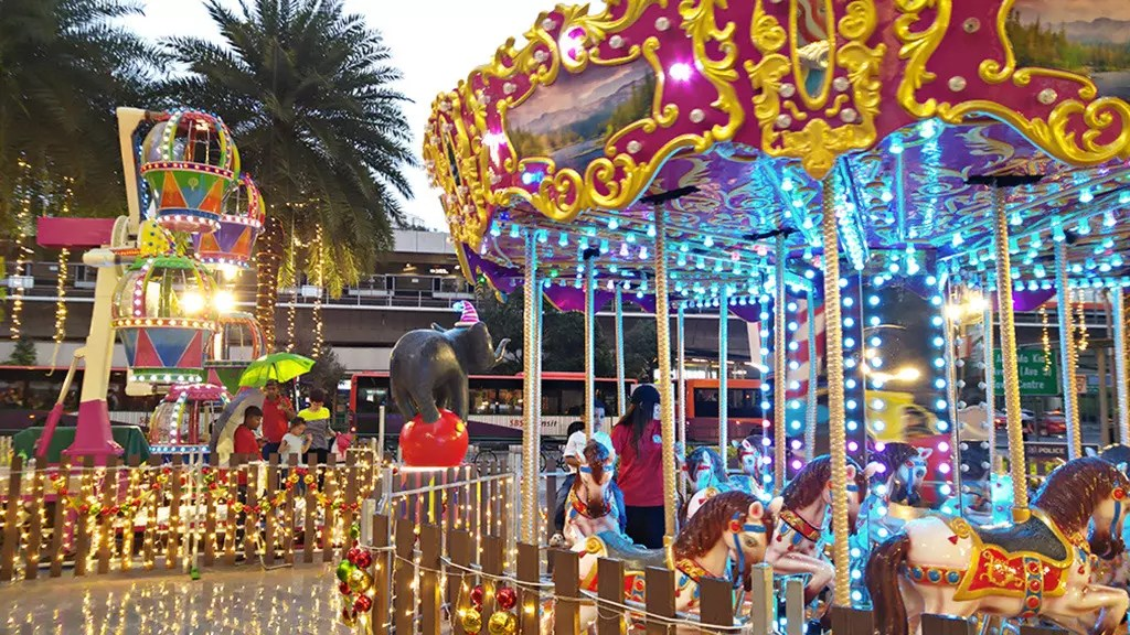 AMK Hub Jolly Jamboree Carnival 2017