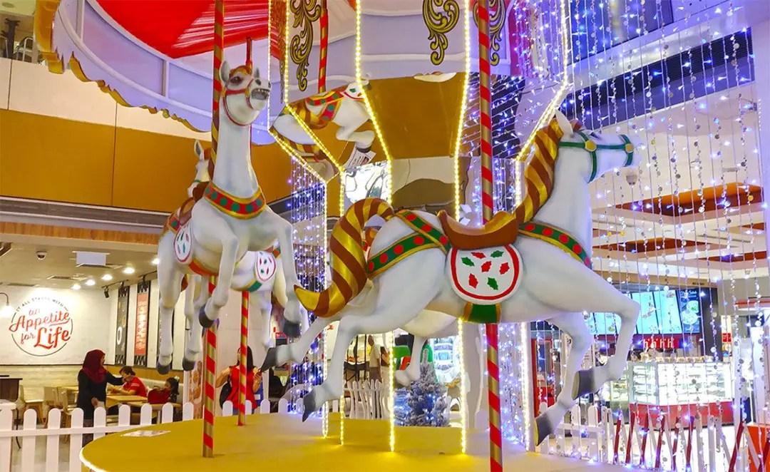 Christmas Light-Up in Singapore 2017 - Velocity @ Novena Square