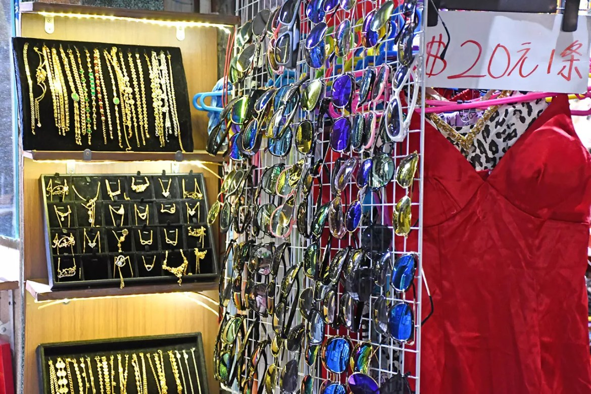 North Point Marble Road accessories stall