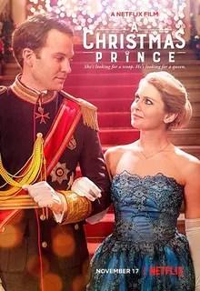 7 Day Netflix Christmas Movie Binge - A Christmas Prince