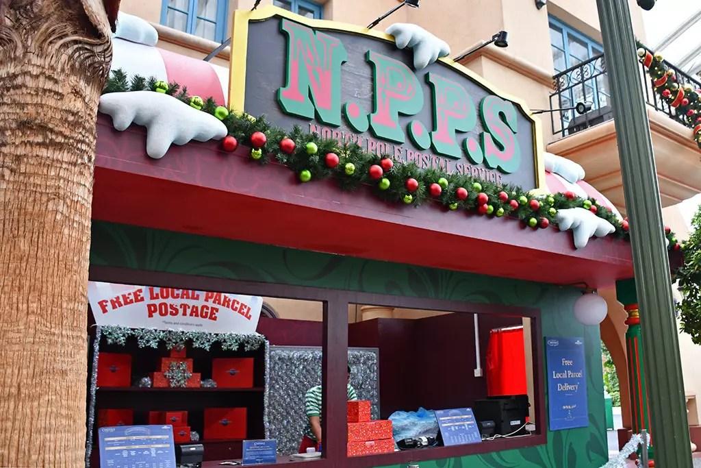 A Universal Christmas 2017 - North Pole Postal Service