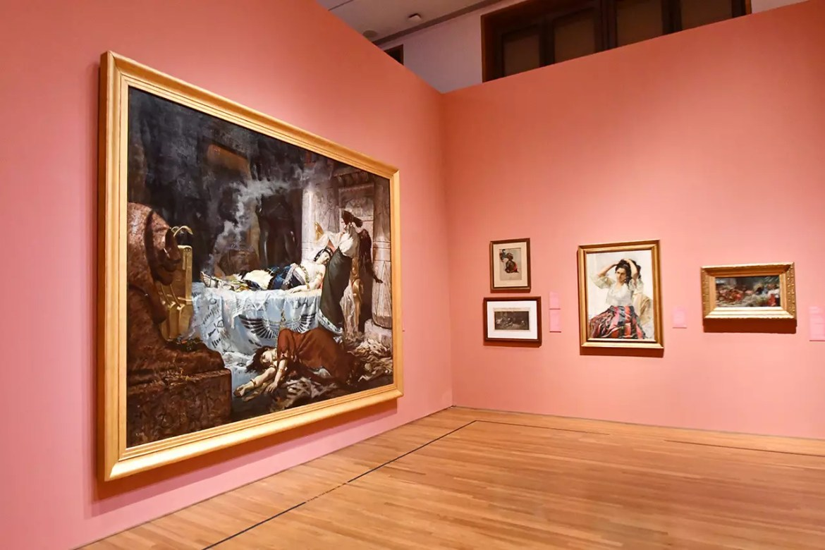 Century of Light Special Exhibition - Juan Luna