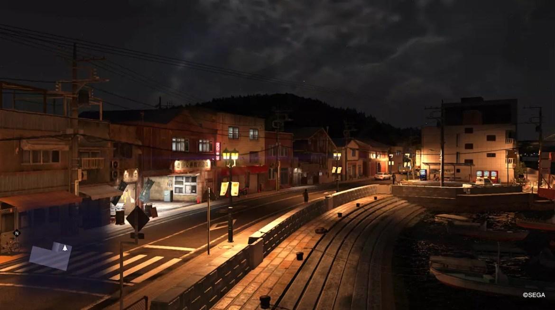 Ryū ga Gotoku 6 Screenshot - Onomichi Nights