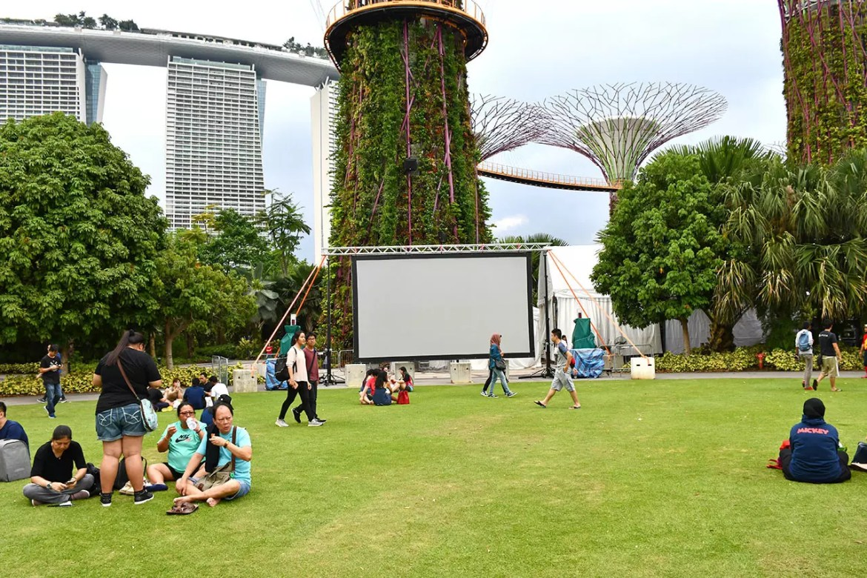 Gardens by the Bay Movie Screening