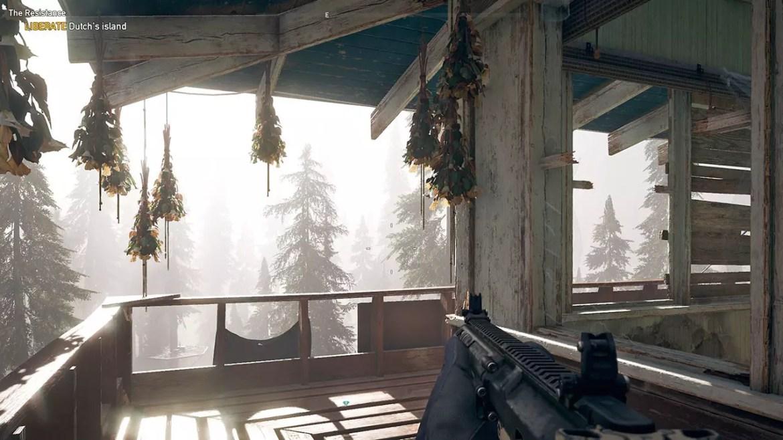 Far Cry 5 Exploration.