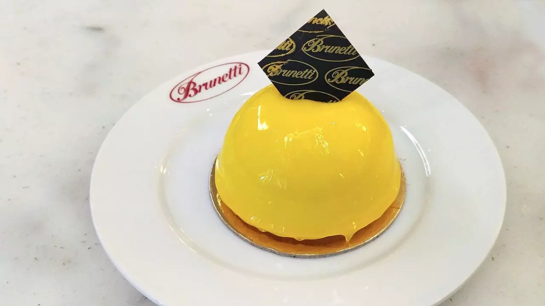 Brunetti Tanglin Mall Cheesecake
