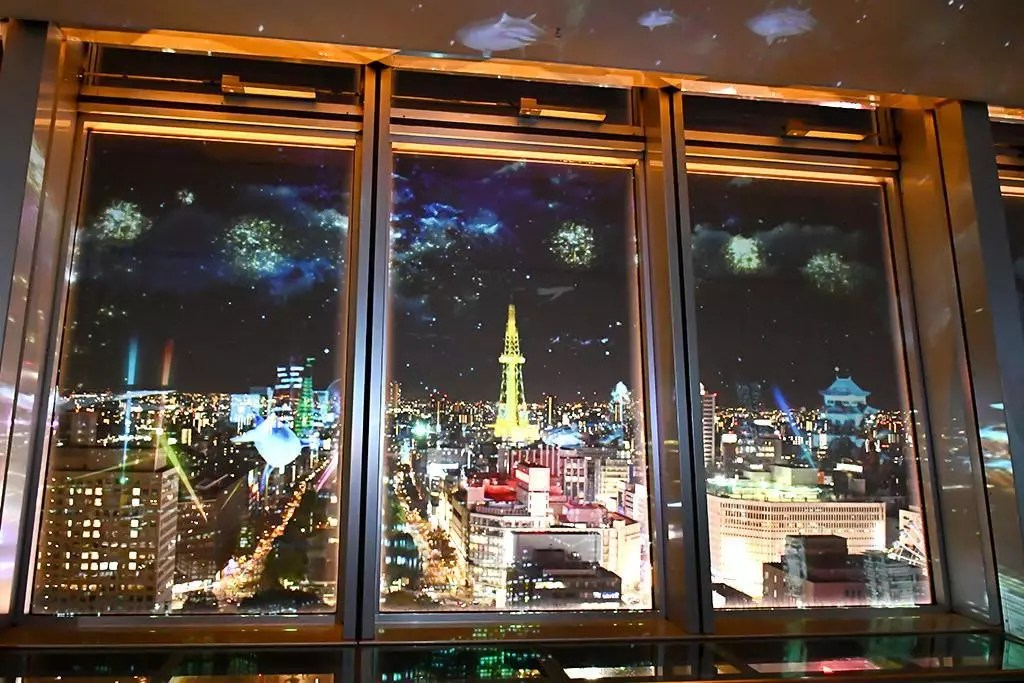 CITY LIGHT FANTASIA by NAKED ー ANNIVERSARY | Nagoya TV Tower.