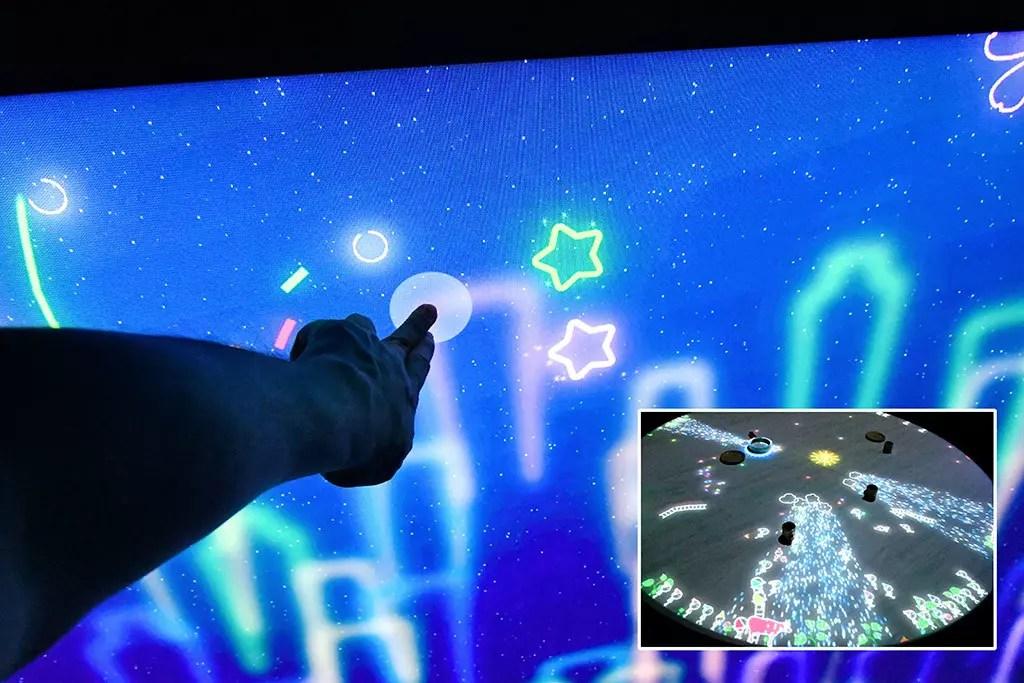 Future World at ArtScience Museum | Interactive Games
