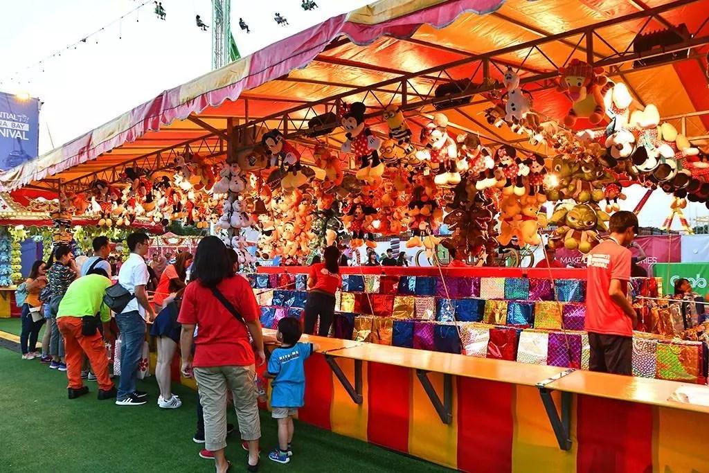 Prudential Marina Bay Carnival 2018 Carnival Games.