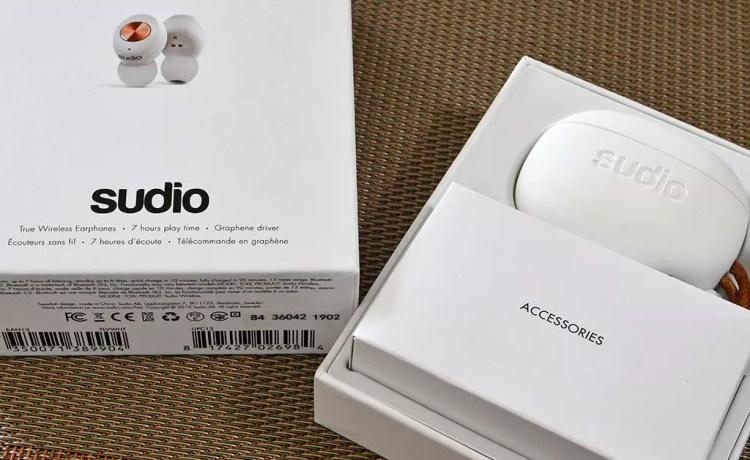 1f424147148 Sudio Tolv True Wireless Earphones Review With 15% Discount Code