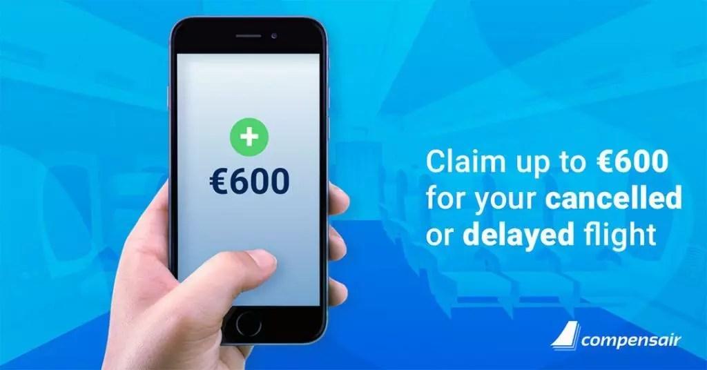 Compensair Flight Delay Compensation