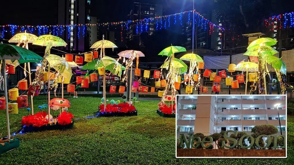 Yishun Mid Autumn Festival 2019 celebrations.