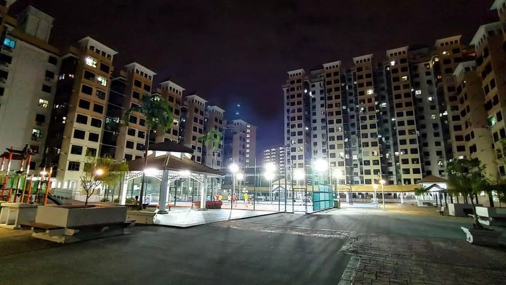 Jalan Kukoh Estate Picture