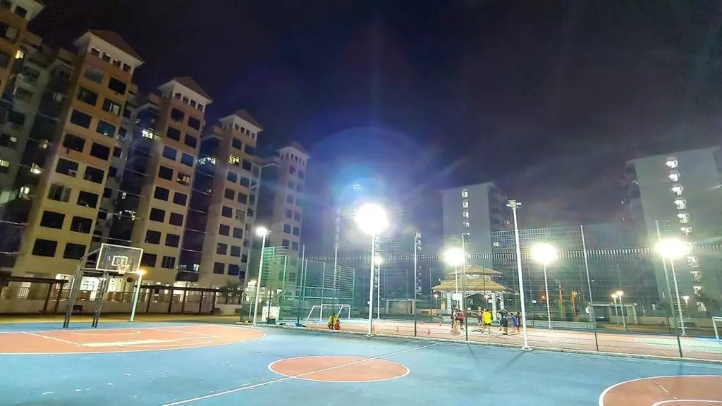 Jalan Kukoh Estate Soccer Court