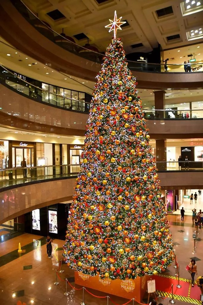Takashimaya Christmas Tree 2019