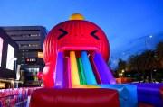 VivoCity Bounce-A-Saurus Fiesta 2019 | The Scribbling Geek