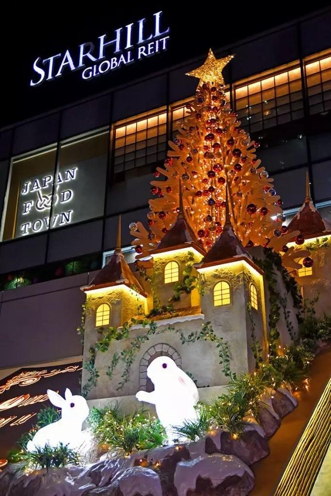 Wisma Atria Christmas 2019