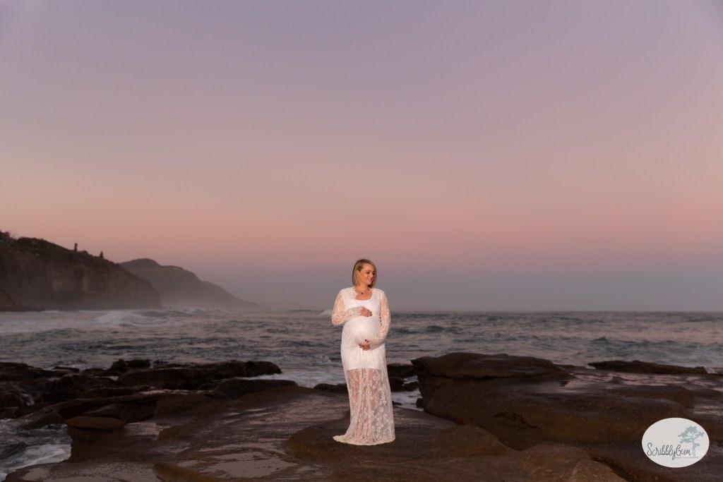 Pregnancy Photoshoot at Sunset Maternity Photographer