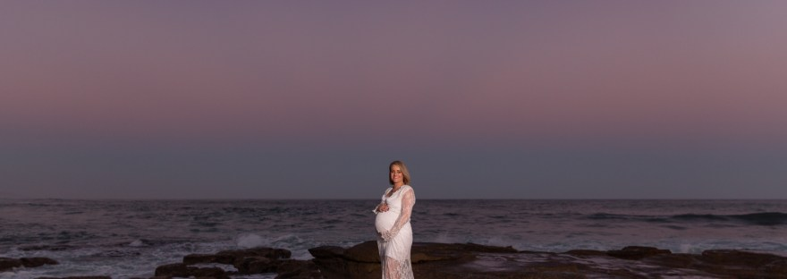 Pregnancy Photoshoot at Sunset Maternity Photographer