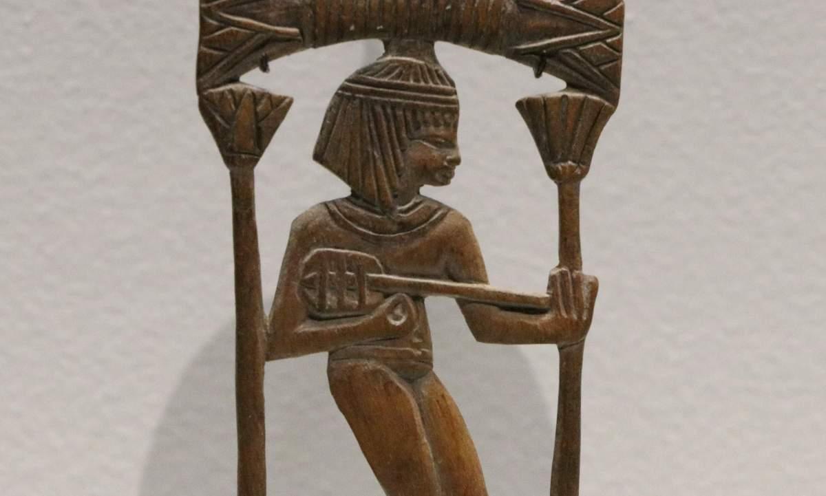 [Exposition] Musiques dans l'Égypte antique