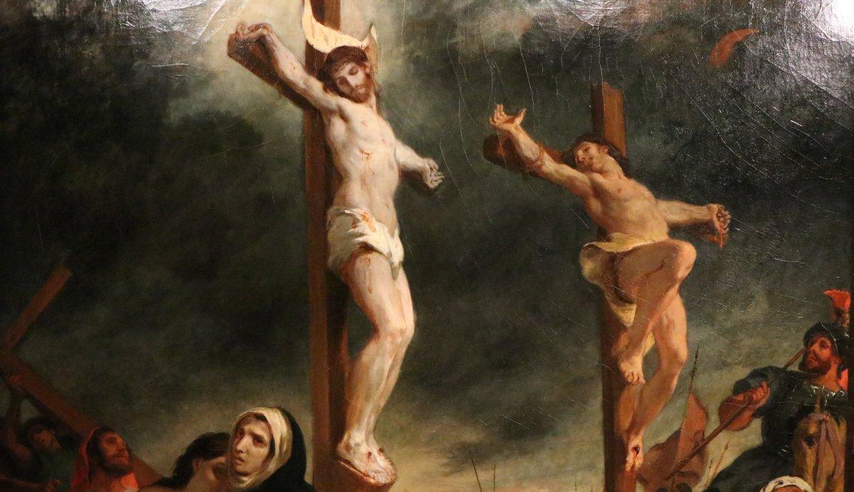 [Chefs-d'œuvre] La Passion (du Christ chez) Delacroix
