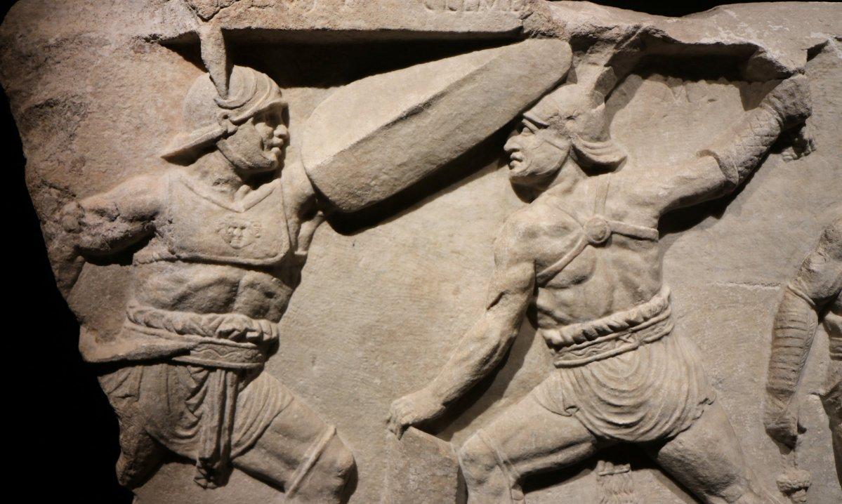 [Exposition] Gladiateurs, héros du Colisée