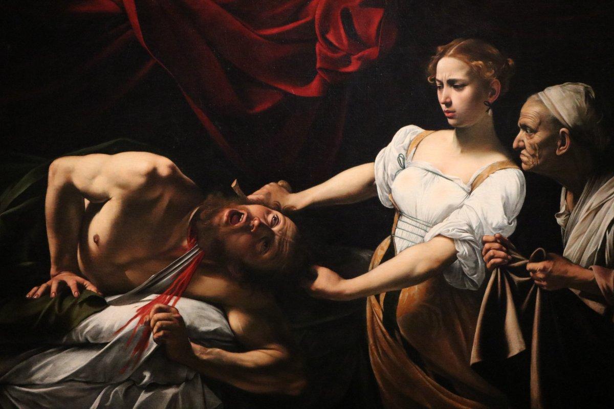 """[Chef-d'œuvre] """"Judith décapitant Holopherne"""" de Caravage"""